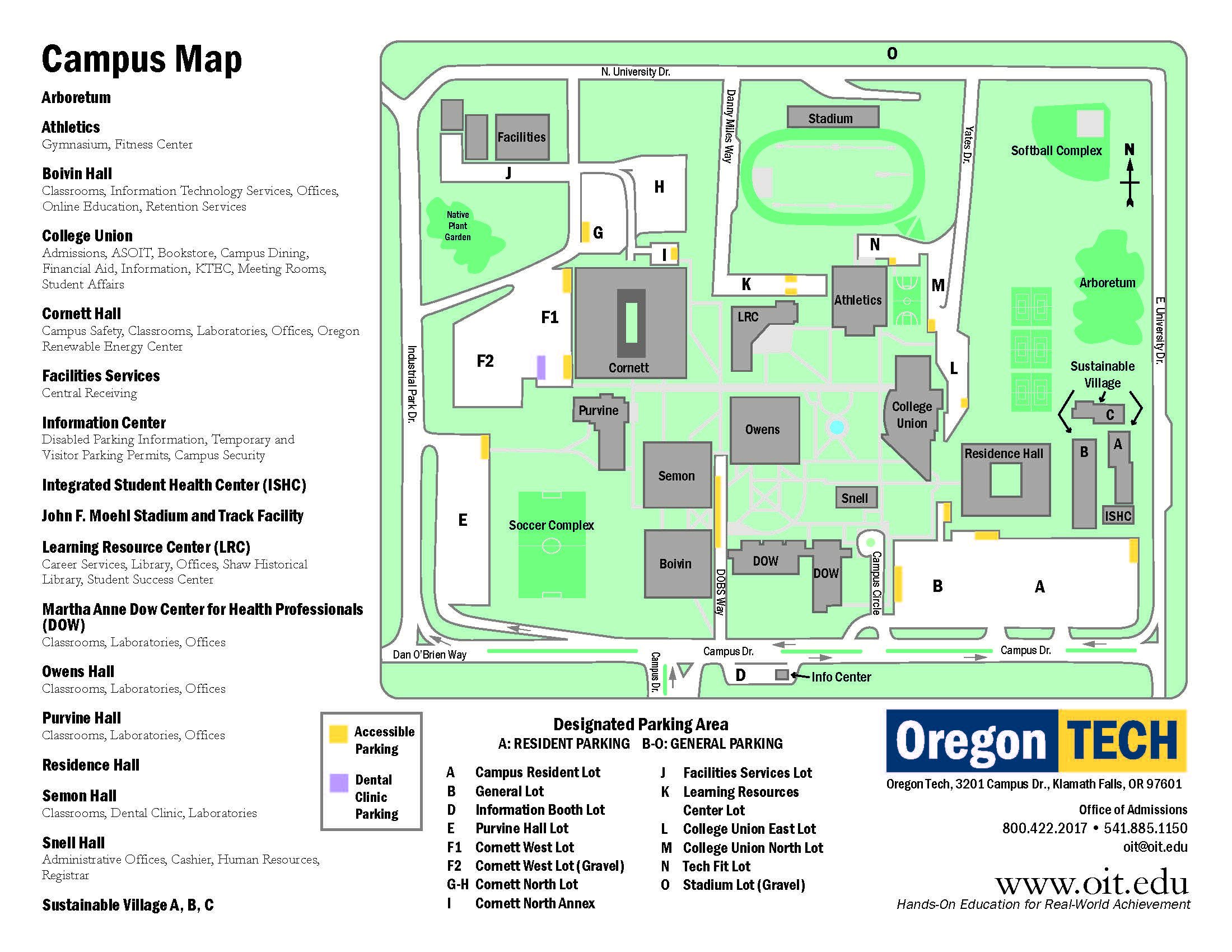 Oregon Tech Blue Zones Parking Spots on columbia basin college map, george fox university map, linfield college map, pierce college map, lee college map, klamath community college logo, mchenry county college map, los angeles valley college map, amarillo college map, kilgore college map, concordia university map, richland college map, weber state university map, clover park technical college map, central arizona college map, klamath community college staff, lake washington institute of technology map, college campus map, bellevue college map,