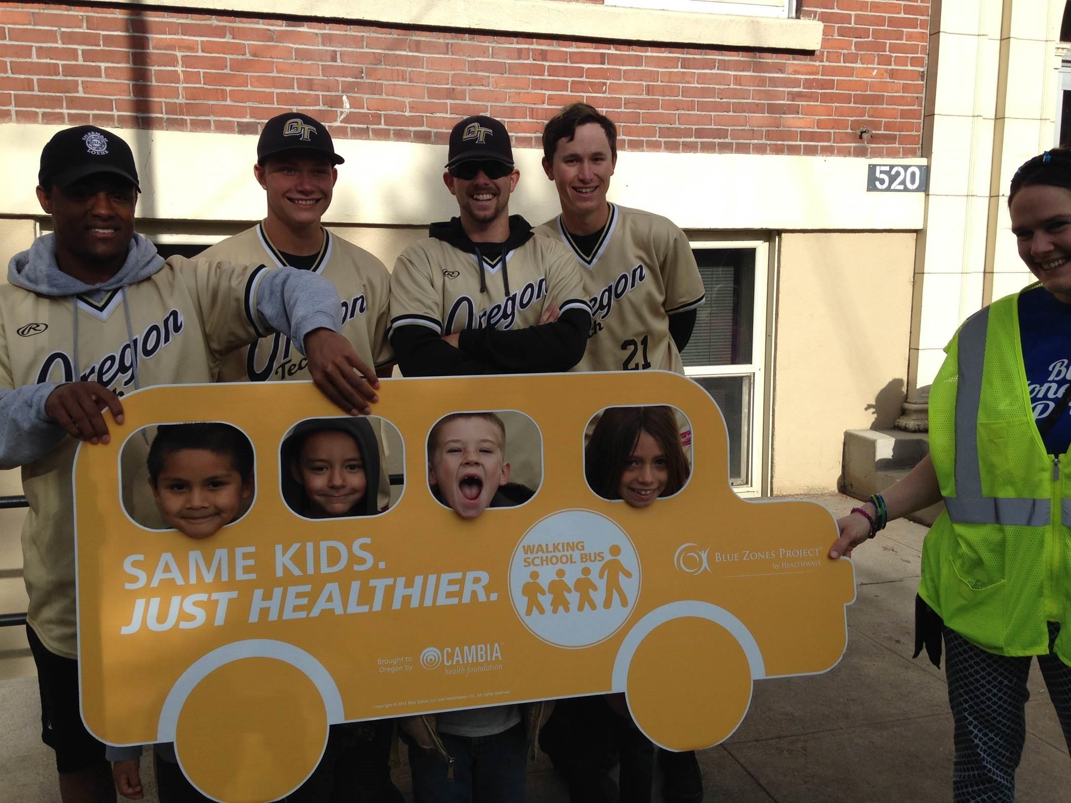 (2017-2018) Oregon Tech Baseball & Mills Walking School Bus (3)