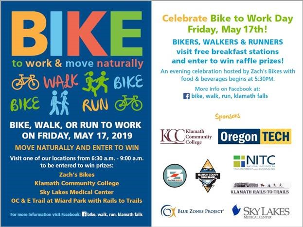 (2019) Bike to Work Day