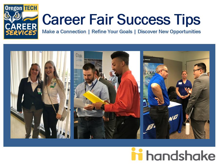 Career Fair Success Tips