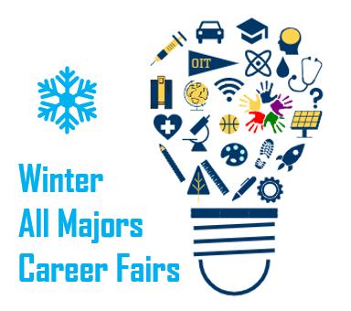 Winter Career Fairs