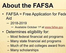 FASFA