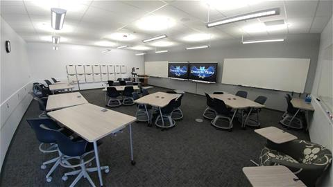 2018-19 Active Learning Center Classroom - OW 201 (1)