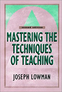 2018-19 Logo Book Mastering the Techniques of Teaching