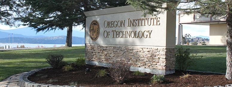 Oregon Tech Sign