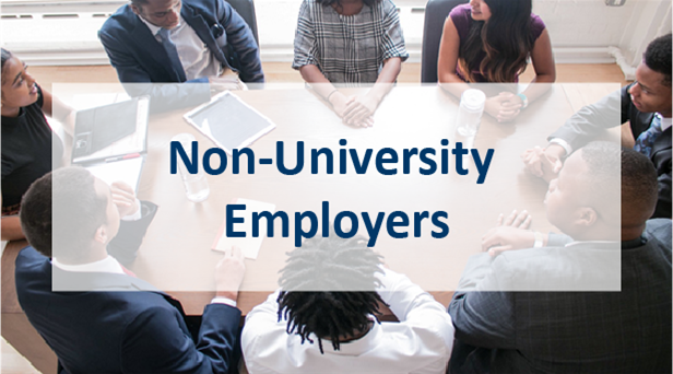 Non-University Employers