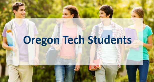 Oregon Tech Student Employees