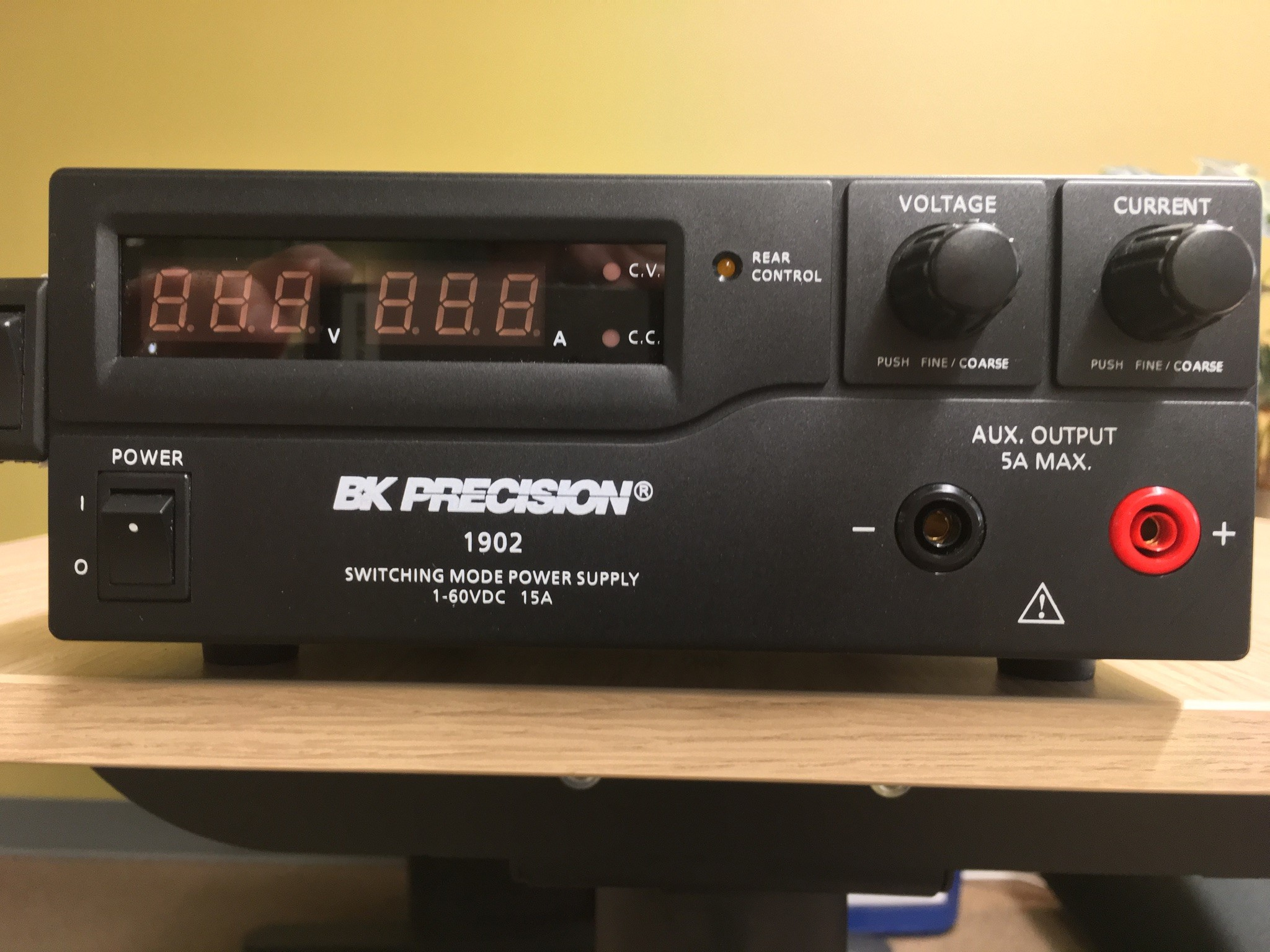 photo of BDK Power Supply
