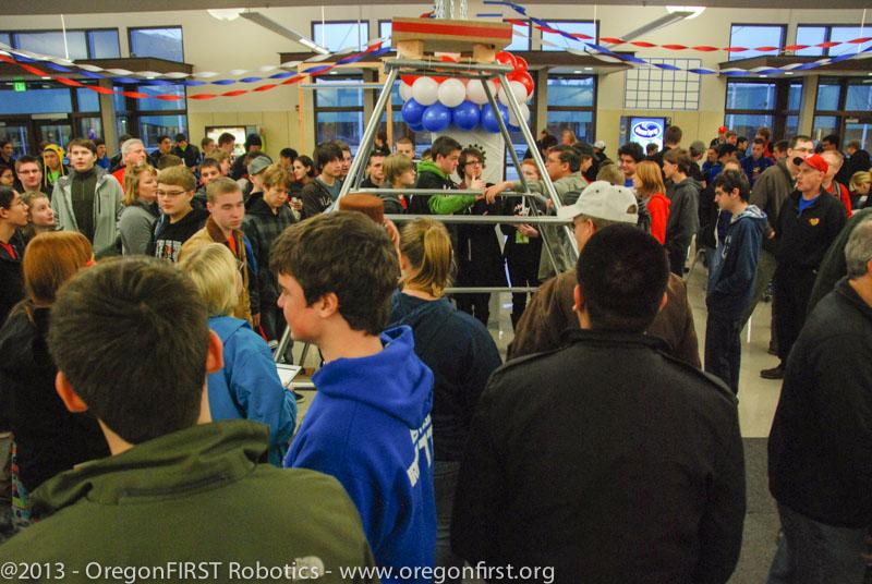 OregonFIRST Robotics - www.oregonfirst.org