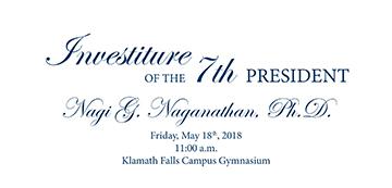 Presidential Investiture