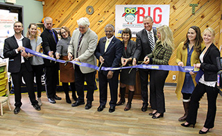 BIG ABA Clinic Ribbon Cutting