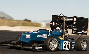 Oregon Tech Formula SAE Car