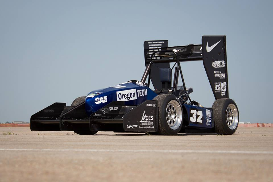 Formula Race Car MMET