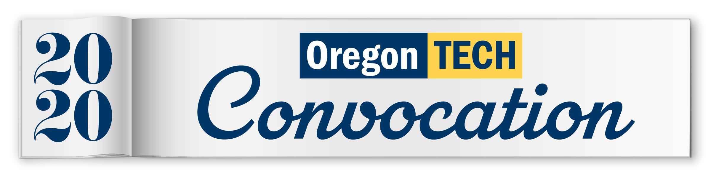 Convocation Oregon Tech 2019