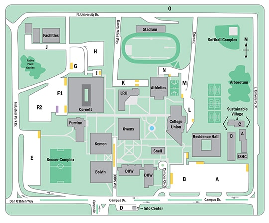Lake Worth Campus Map Naturalrugs Store