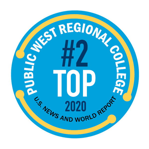 #2 Top Public West Regional Colleges