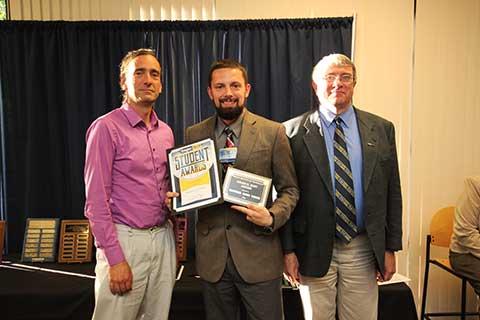 Hiram M. Hunt Award - Matthew Vinson