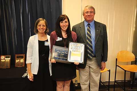Oregon Tech Pride Award - Brittany Kenison