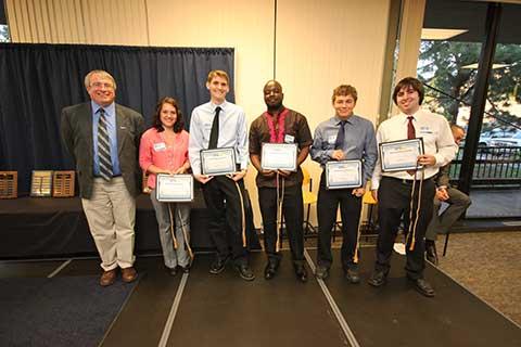 Outstanding Scholars
