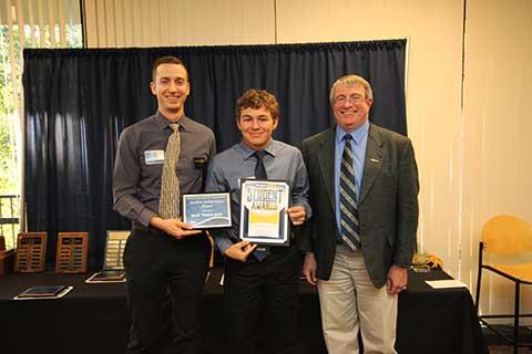 Student Achievement Award - Jared Jones