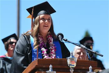 HAS Commencement Speaker: Kristen Marsters