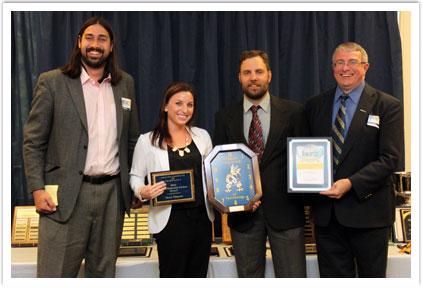 Most Dedicated Student Award - Tessa Simpson