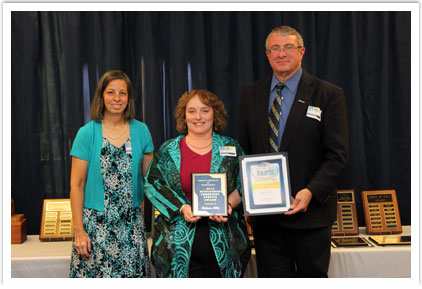 Outstanding Community Service Award - Rebecca Lillie