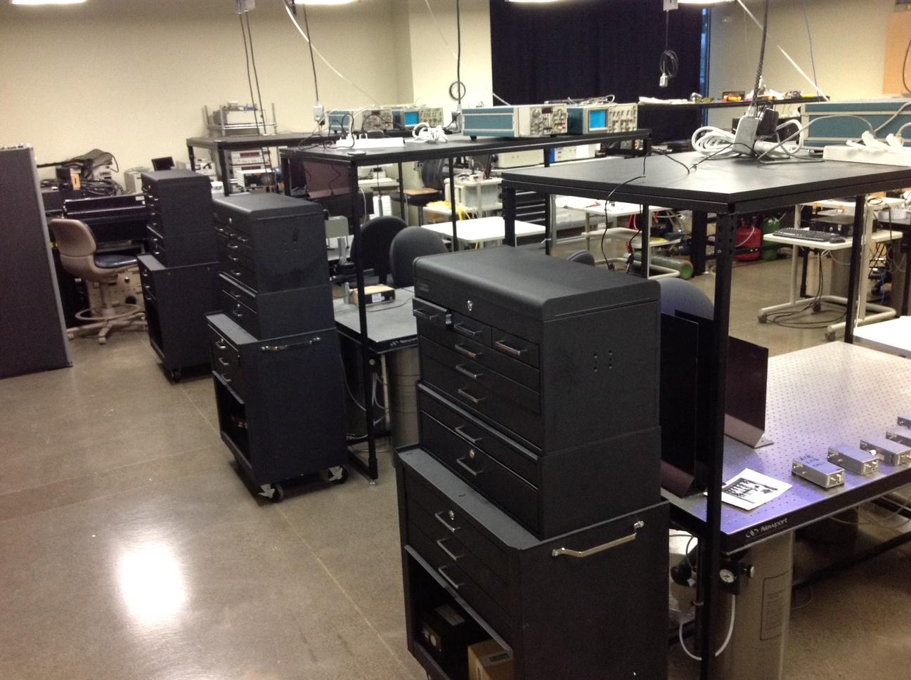 Optics Lab Tools